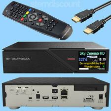 Dreambox DM900 Ultra UHD 4K Dual Twin Satellite Receiver Ca CI DM 900