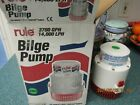 Rule 3700 bilge Pump Submersible Model # 16 A photo