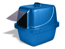 New listing Van Ness - Enclosed Sifting Litter Box with Odor Control, Scoop-Free Replaceable