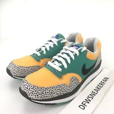 Nike Air Safari SE Men's Size 11 Shoes Sneakers AO3298-300 Emerald Black New