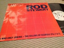 "ROD STEWART SPANISH 12"" MAXI SPAIN SOME GUYS"