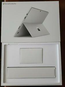 Microsoft Surface Pro 6 EMPTY BOX NO PRODUCTS