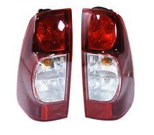 Genuine Isuzu Tail Light Lamp Rear RH LH Lens Body Bulbs 2007-2011 D-Max Pickup