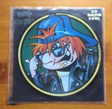 """Ugly Kid Joe: So Damn Cool 7"""": 1992 UK Release. Picture Disc"""