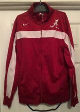 Alabama Crimson Tide Youth Nike full zip jacket size Large 16/18