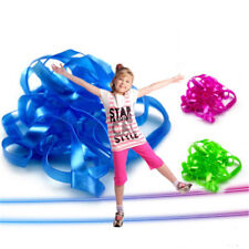 Stretchable Rubber Band Kid Fitness Jump Rope Outdoor Sports Elastic Rope BLCA