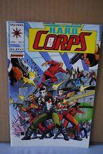 Valiant - The H.A.R.D. Corps  #5 Apr 1993