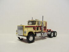 TOP SHELF 1/64 SCALE INTERNATIONAL 4300 BEIGE,RED, & BROWN  (SAME SCALE AS DCP)