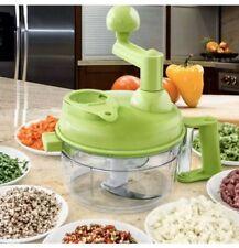 Vegetable Onion Garlic Cutter Food Speedy Chopper  Slicer Kitchen
