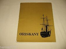 USS Oriskany, 1960 Far East Cruise, Navy Cruise Book