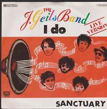 "7"" the J. GEILS BAND I do (live)/SANCTUARY 80`s EMI America"