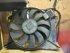 Mercedes-Benz ML class W163 270 CDI radiator cooling fan temic A1635000293 850W