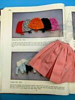 1962-1963 Vintage Original BARBIE COTTON MIX AND MATCH GROUP PINK Gathered Skirt