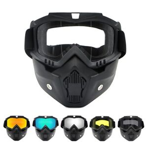 Off road motorcycle goggles skiing cycling glasses bike helmet mask goggles