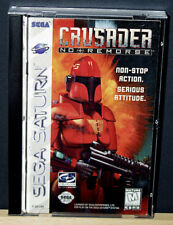 CRUSADER NO REMORSE (SEGA SATURN)Read Description NTSC-U/C