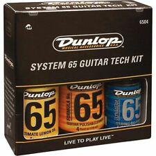 Pflegemittel Gitarre/Bass Dunlop System 65 Gitarrenpflege Reinigung Pflege Gitar