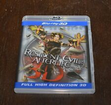Resident Evil: Afterlife 3D (Blu-ray Disc, 2010)