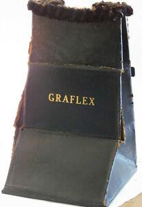 ORIGINAL GRAFLEX  VIEWING HOOD WITH METAL FRAME, DRY CONDITION