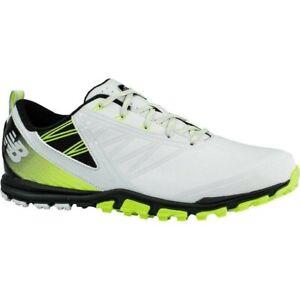 Men S New Balance Minimus SL Grey/Green Golf Shoes NBG1006GRG (MED)