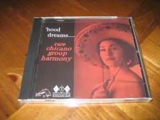 Hood Dreams Rare Chicano Group Harmony CD Soul - Slauson Brothers Danny Sandoval