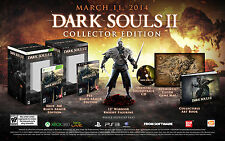 Dark Souls II Collectors Edition for PC by Namco, 2014, Sealed