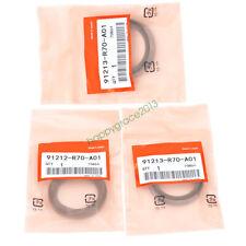 CAM CRANK SEAL ACCORD ODYSSEY 2X 91213-R70-A01,1X 91212-R70-A01 FOR HONDA