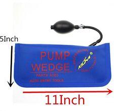 Great Big Air Pump Wedge Blue Locksmith Tools Car Door Opener Auto Entry Lockout