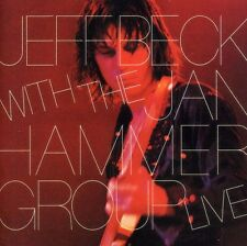 Jeff Beck - Live with the Jan Hammer Group [New CD]