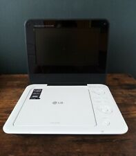 """LG - Portable DVD Player - 7"""" - DP450 - Tested"""
