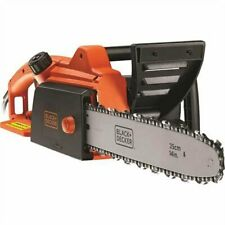 Black & Decker CS1835 1800W Corded Chainsaw 35cm
