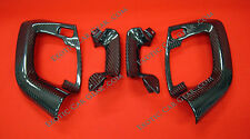 Lamborghini Gallardo Carbon Fiber Inner Door Pull Handle Set