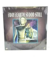 The Day The Earth Stood Still Laserdisc Brand New and Sealed 1951