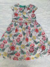 Mini Boden Dress Formal Wedding Bridesmaid Flower Girl Size 6-7