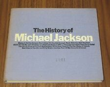 MICHAEL JACKSON Japan PROMO ONLY CD History Of OFFICIAL numbered COVER not MINT