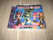 (K3 ) CD Monster High 13 Wünsche