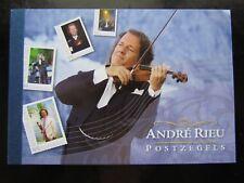 NED NVPH PP21 Persoonlijk Prestigeboekje André Rieu 2009 Nominaal € 3,96
