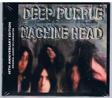 DEEP PURPLE MACHINE HEAD 40th ANNIVERSARY EDITION CD F.C. SIGILLATO!!!