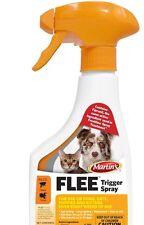 Flea Spray Dog Cat Flea Spray Same Active Ingredients as Frontline® Plus 8oz Btl