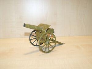9375) Ungemarkt - Erbsenkanone - Blech - L. 18 cm - ansehen