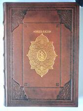 OBER-RATH Mercator Atlas 1595 Replika Leder Coron Verlag 2009 NEU OVP
