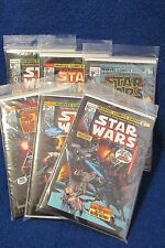 IDW Marvel STAR WARS Micro Comic & 3D Poster SET with Glasses, Sleeve/Board