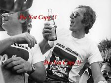 Walter Rohrl ALITALIA FIAT 131 ABARTH vincitore ACROPOLIS RALLY 1978 fotografia 7