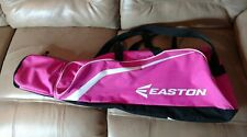 Easton Softball Baseball(Girls) Batting Bag 35� w/Strap Pink/Black(PreOwned)