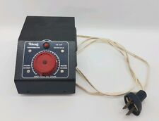 Train Track TRI-ANG Railway Power Controller Transformer For Parts or Repair 12v