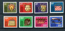 Tokelau QEII 1971 Definitive set of 8 SG25/32 MNH