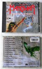 MANOWAR The Hell Of Steel / BEST OF MANOWAR .. 1994 Atlantic CD