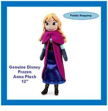 "FALALA GENUINE DISNEY FROZEN ANNA 12"" PLUSH DOLL - ELSA SISTER"