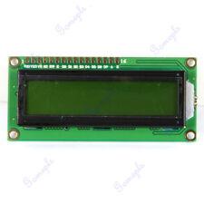 1602 16x2 HD44780 Character LCD Module Display Controller Yellow Green Backlight