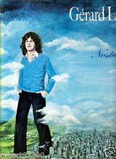 ALBUM 2 VINYLS 33 Trs./...GERARD LENORMAN.../...NOSTALGIES.....