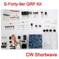 S-Forty-9er 3W HAM Radio QRP Kit CW Shortwave Radio Transmit 7.023M without WIFI
